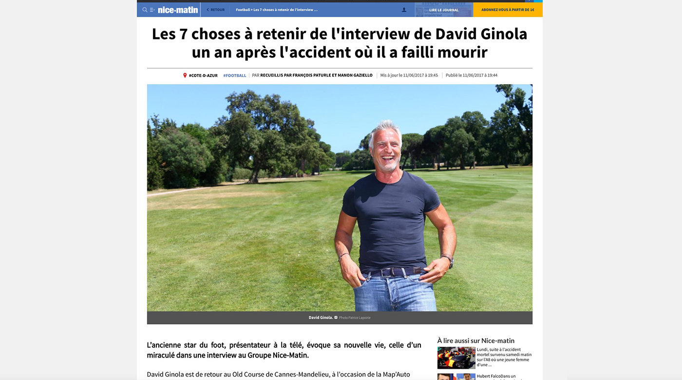interview david ginola