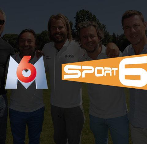 Mapauto Golf Cup dans l'émission Sport 6