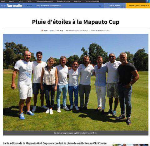 Var Matin Mapauto Golf Cup
